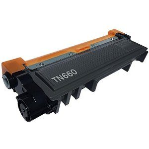 Brother TN660 Black Compatible Toner Cartridge (2600 pages)